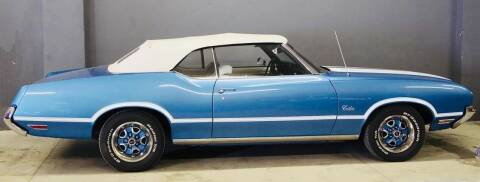 1972 Oldsmobile Cutlass Supreme for sale at McQueen Classics in Lewes DE