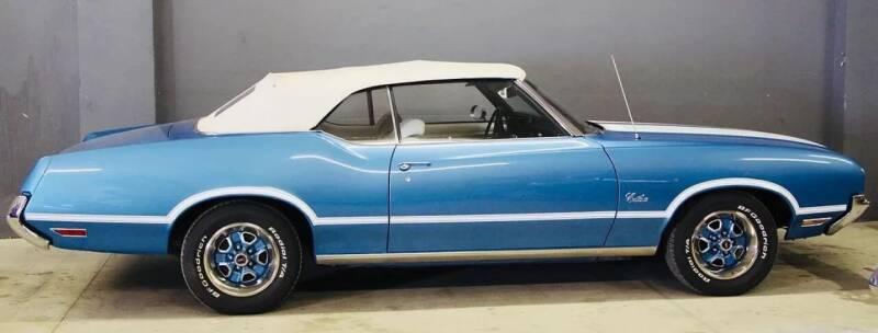 1972 Oldsmobile Cutlass Supreme for sale at McQueen Classics in Lewes DE