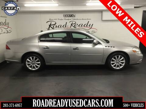 2007 Buick Lucerne for sale at Road Ready Used Cars in Ansonia CT