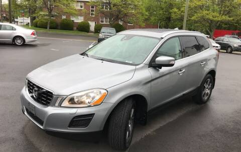 2012 Volvo XC60 for sale at European Motors in West Hartford CT
