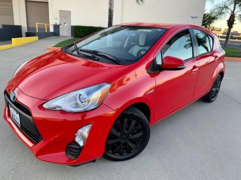 2016 Toyota Prius c for sale at Destination Motors in Temecula CA