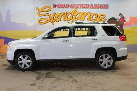 2016 GMC Terrain for sale at Sundance Chevrolet in Grand Ledge MI