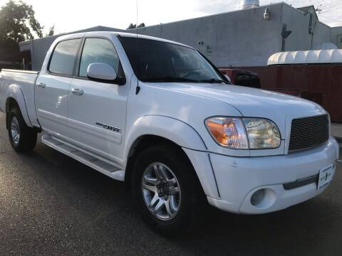 2005 Toyota Tundra for sale at Auto King in Roseville CA