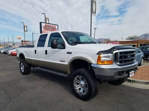 2000 Ford F-350 Super Duty for sale at ATLAS MOTORS INC in Salt Lake City UT
