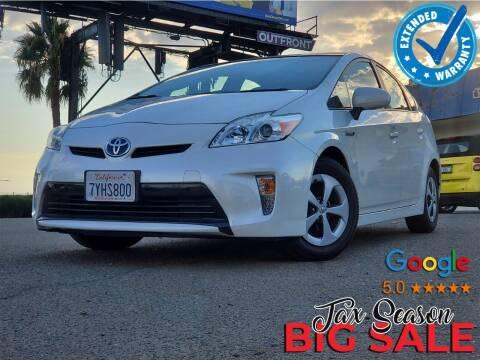 2014 Toyota Prius for sale at Gold Coast Motors in Lemon Grove CA