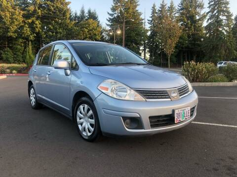 2009 Nissan Versa for sale at Rave Auto Sales in Corvallis OR