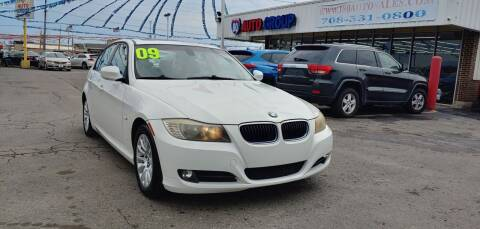 2009 BMW 3 Series for sale at I-80 Auto Sales in Hazel Crest IL