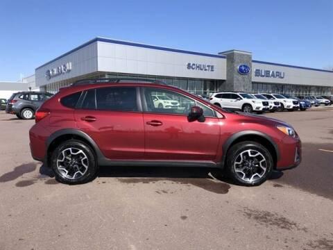 2016 Subaru Crosstrek for sale at Schulte Subaru in Sioux Falls SD