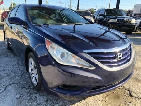 2011 Hyundai Sonata for sale at Mego Motors in Orlando FL