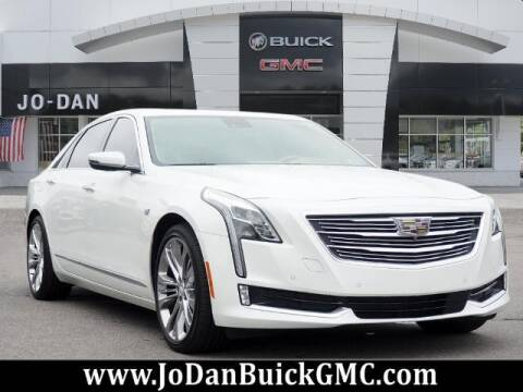 2017 Cadillac CT6 for sale at Jo-Dan Motors in Plains PA