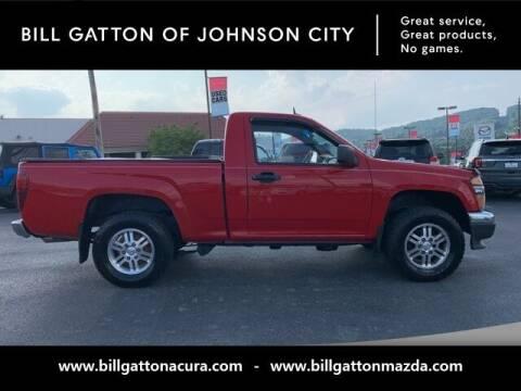 2010 GMC Canyon for sale at Bill Gatton Used Cars - BILL GATTON ACURA MAZDA in Johnson City TN