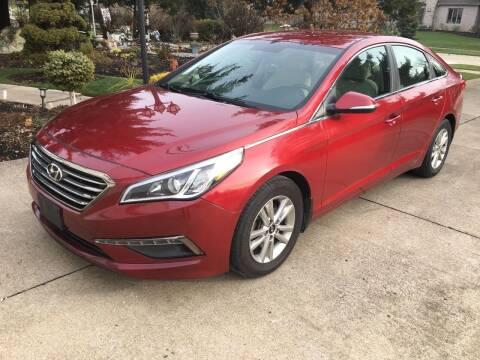 2015 Hyundai Sonata for sale at Payless Auto Sales LLC in Cleveland OH