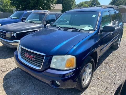 2003 GMC Envoy XL for sale at Sartins Auto Sales in Dyersburg TN