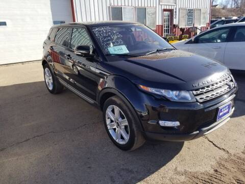 2013 Land Rover Range Rover Evoque for sale at G & H Motors LLC in Sioux Falls SD