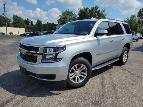 2015 Chevrolet Tahoe for sale at Cruisin' Auto Sales in Madison IN