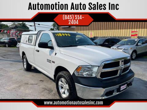 2014 RAM Ram Pickup 1500 for sale at Automotion Auto Sales Inc in Kingston NY