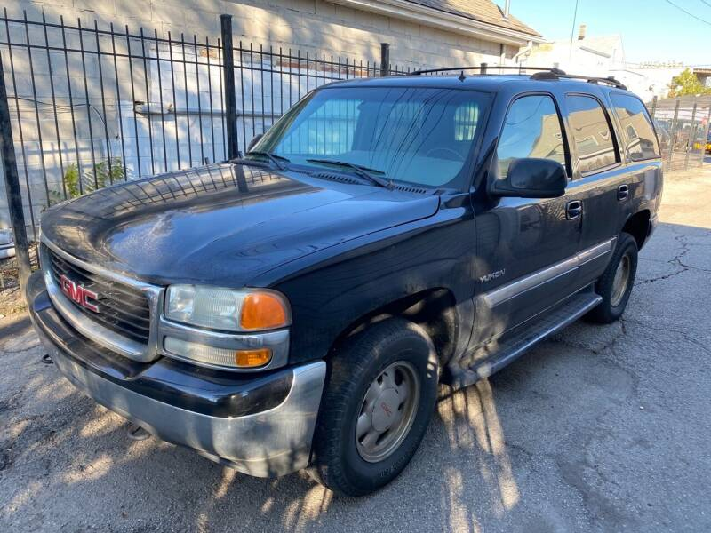 2002 GMC Yukon for sale at Western Star Auto Sales in Chicago IL