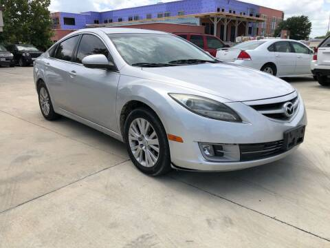 2009 Mazda MAZDA6 for sale at Texas Auto Broker in Killeen TX