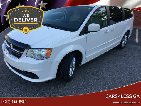 2013 Dodge Grand Caravan for sale at Cars4Less GA in Alpharetta GA
