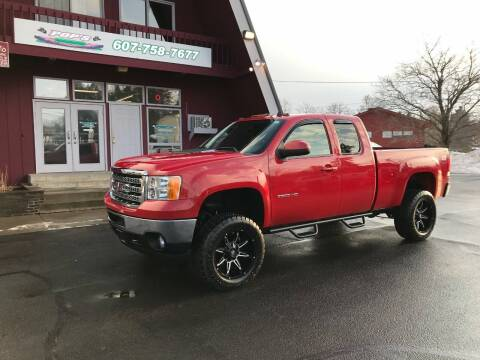 2012 GMC Sierra 2500HD for sale at Pop's Automotive in Homer NY