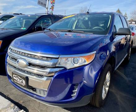 2013 Ford Edge for sale at WOLF'S ELITE AUTOS in Wilmington DE