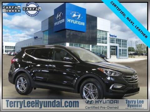 2017 Hyundai Santa Fe Sport for sale at Terry Lee Hyundai in Noblesville IN