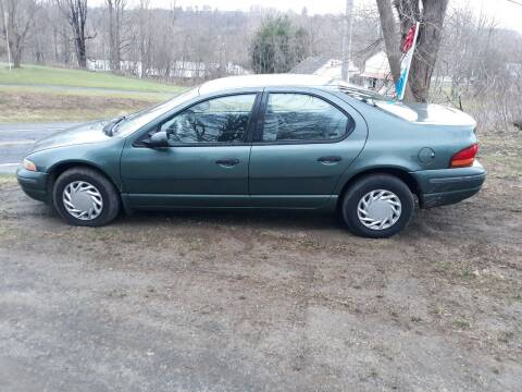 1996 Dodge Stratus for sale at Parkway Auto Exchange in Elizaville NY