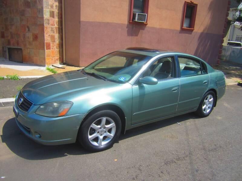 2006 Nissan Altima for sale at Cali Auto Sales Inc. in Elizabeth NJ