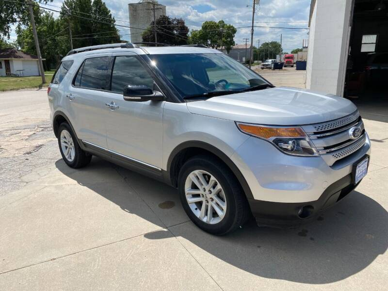 2014 Ford Explorer for sale at Kobza Motors Inc. in David City NE