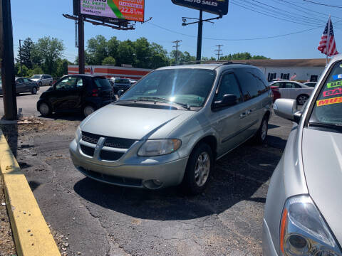 2003 Dodge Grand Caravan for sale at Credit Connection Auto Sales Dover in Dover PA