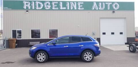 2007 Mazda CX-7 for sale at RIDGELINE AUTO in Chubbuck ID