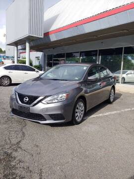 2016 Nissan Sentra for sale at Carz Unlimited in Richmond VA