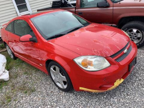 2006 Chevrolet Cobalt for sale at Trocci's Auto Sales in West Pittsburg PA