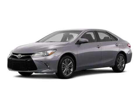 2017 Toyota Camry for sale at Griffin Mitsubishi in Monroe NC