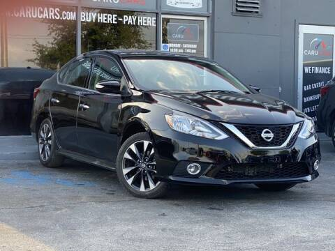 2017 Nissan Sentra for sale at CARUCARS LLC in Miami FL