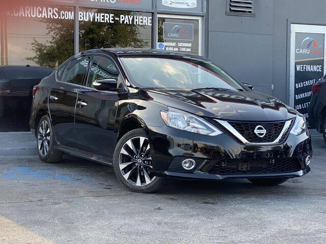 2017 Nissan Sentra for sale at CARUCARS LLC in Miami FL