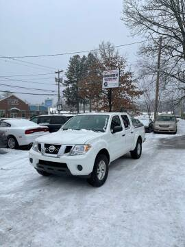 2016 Nissan Frontier for sale at NEWFOUND MOTORS INC in Seabrook NH