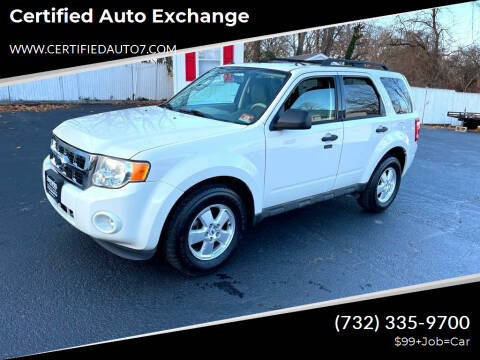 2009 Ford Escape for sale at Certified Auto Exchange in Keyport NJ
