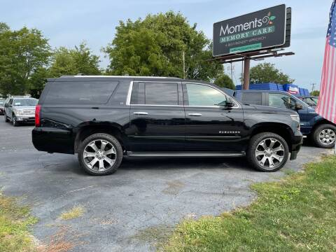 2016 Chevrolet Suburban for sale at Stach Auto in Janesville WI