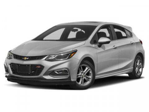 2018 Chevrolet Cruze for sale at NICKS AUTO SALES --- POWERED BY GENE'S CHRYSLER in Fairbanks AK