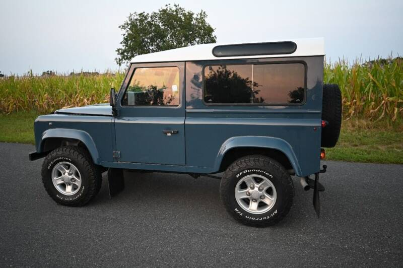1994 Land Rover Defender for sale at McQueen Classics in Lewes DE
