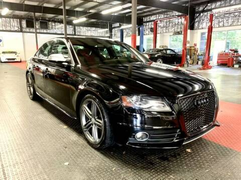 2011 Audi S4 for sale at Weaver Motorsports Inc in Cary NC
