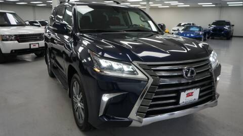 2017 Lexus LX 570 for sale at SZ Motorcars in Woodbury NY