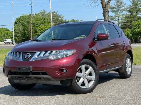 2010 Nissan Murano for sale at MAGIC AUTO SALES in Little Ferry NJ