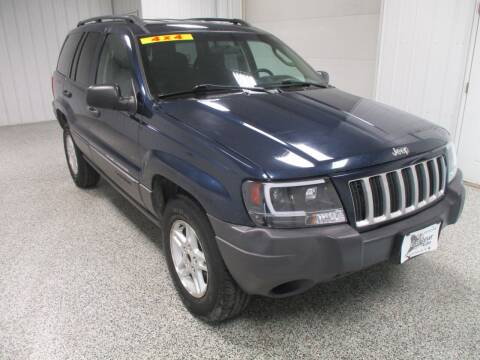 2004 Jeep Grand Cherokee for sale at LaFleur Auto Sales in North Sioux City SD