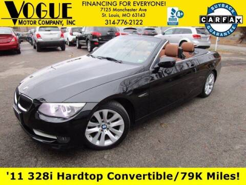 2011 BMW 3 Series for sale at Vogue Motor Company Inc in Saint Louis MO