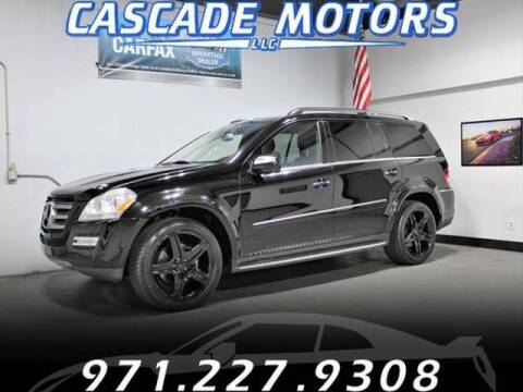 2010 Mercedes-Benz GL-Class for sale at Cascade Motors in Portland OR