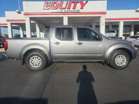 2019 Nissan Frontier for sale at EQUITY AUTO CENTER in Phoenix AZ