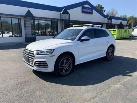 2018 Audi SQ5 for sale at Impex Auto Sales in Greensboro NC
