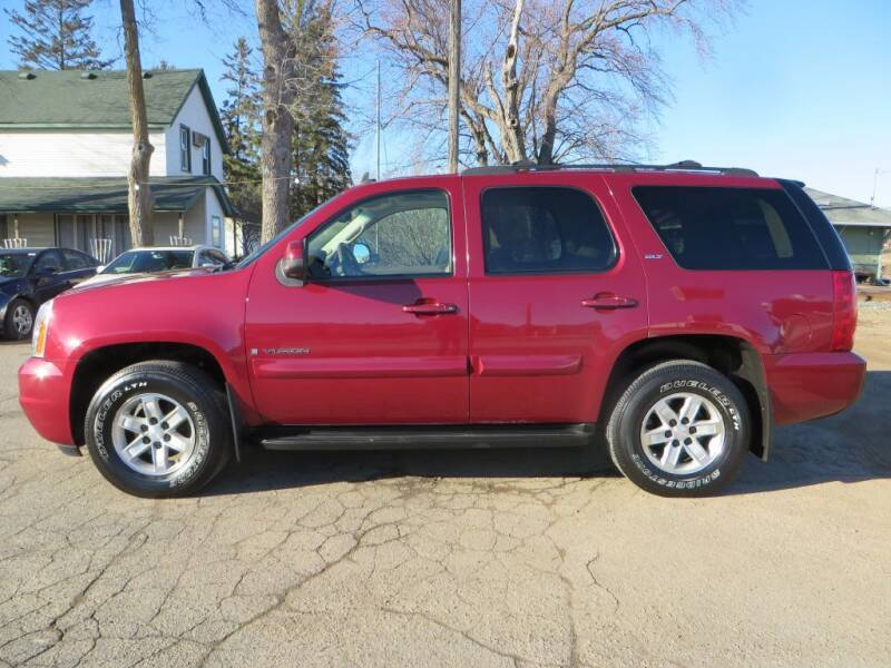 2007 GMC Yukon for sale at The Car Lot in New Prague MN